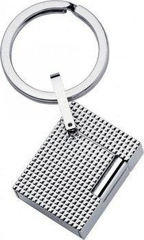 Key Ring – Lighter Palladium