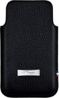S.T. Dupont Line D Iphone Case 5 – Black Contraste 180335